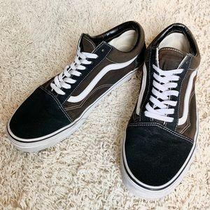 Vans Old Skool black & white